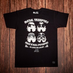 Metal Troopers Tee