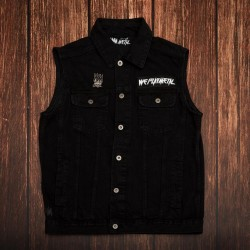 Dark Side Samurai Vest