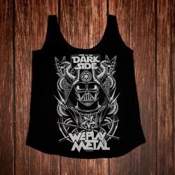 Dark Side Samurai Tank Grl