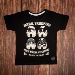 Metal Troopers Kds