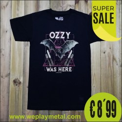Ozzy Was Here Tee